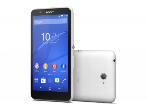 Sony Xperia E4 goes cheap and big