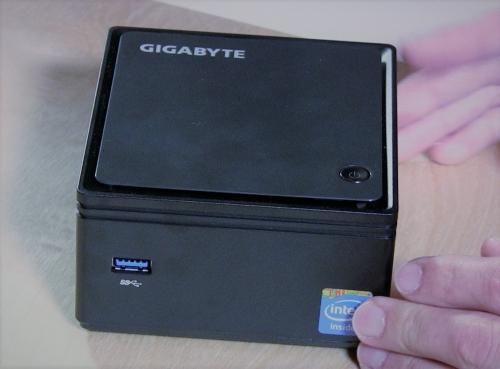 Gigabyte BRIX has flaws