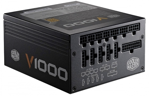 Cooler Master V1000 reviewed