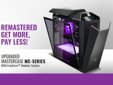 Cooler Master announces remastered MasterCase series at CES 2018