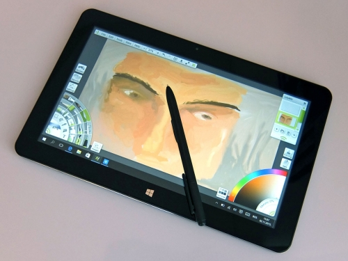 Cube i7 Stylus tablet reviewed