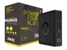 Zotac unveils RX 480 powered Magnus mini-PC