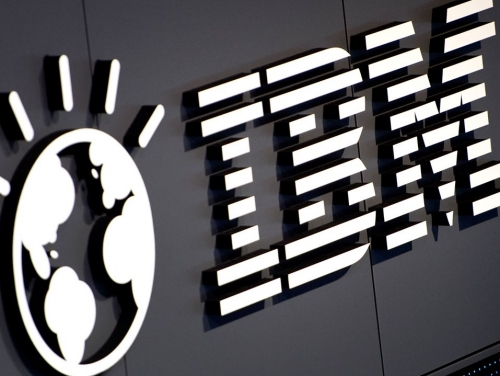IBM revenue rises