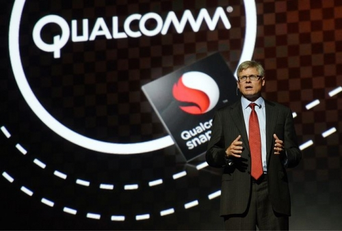 Qualcomm ahead on 5G