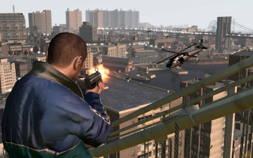 Grand theft auto maker makes a killing