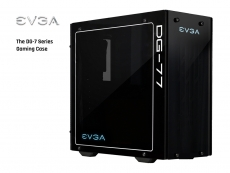 EVGA DG-7 series PC case now available for pre-order