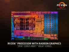 AMD officially launches Mobile Ryzen, Zen meets Vega
