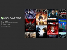 Microsoft announces Xbox Game Pass service