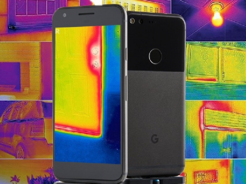 FLIR One PRO turns up the heat