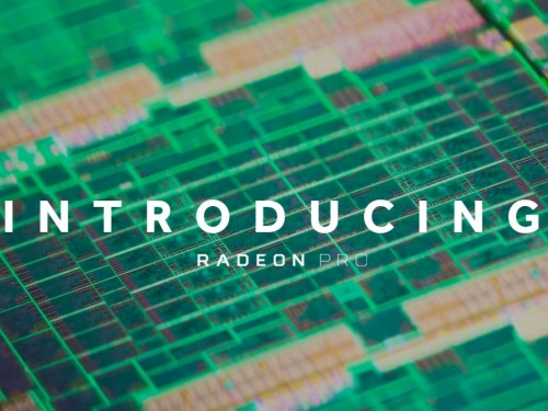 AMD releases more details on new Radeon Pro 400 series