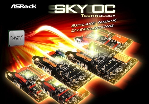 Intel asks for non-K Skylake overclocking capabilities to be pulled