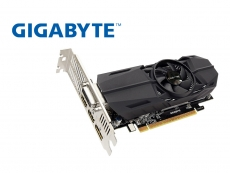 Gigabyte unveils low-profile GTX 1050 Ti and 1050