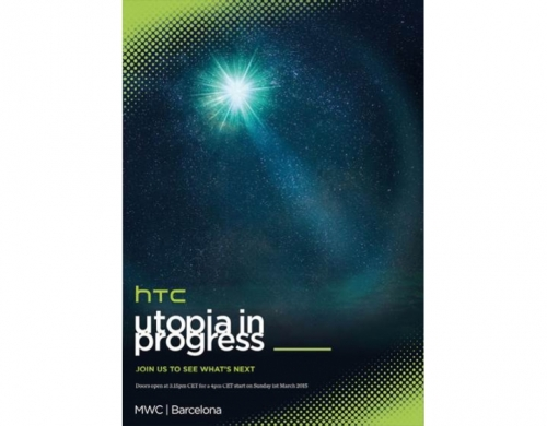 New HTC phones to come on March 1