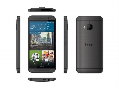 HTC One M9 leaked in Germany