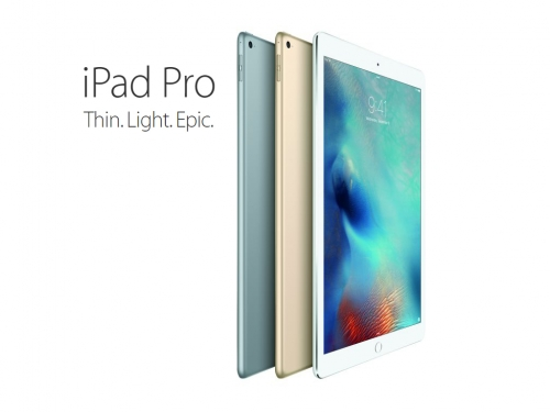 iPad Pro gets 12.9-inch display
