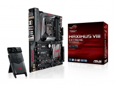 Asus' flagship ROG Maximus VIII Extreme motherboard announced