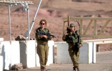 Israeli security Checkpoint expands