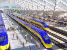 California's High Speed Rail delayed by 3 years