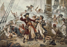 French Magazine busted for writing about piracy