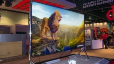 "Changhong shows off 98-inch 8K 98ZHQ2R ""Full UHD"" display at CES 2016"