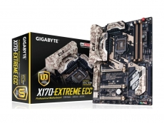 Gigabyte launches new X170-Extreme ECC motherboard