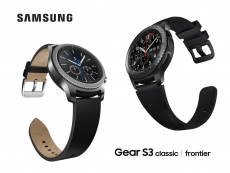 Samsung Gear S3 to cost €399 in Europe