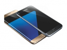 Galaxy S7, Edge pictured