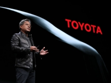 Toyota goes into top gear with Nvidia Drive PX