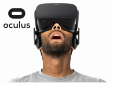Oculus Rift VR headset priced at US $599