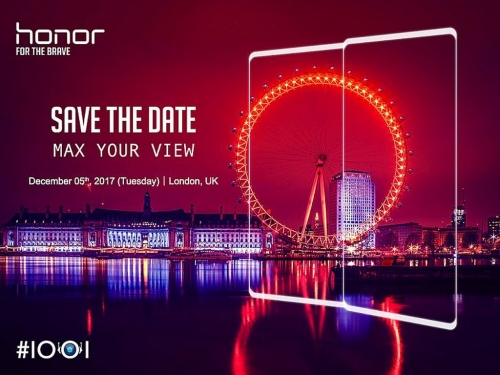 Huawei Honor V10 leaks ahead of launch
