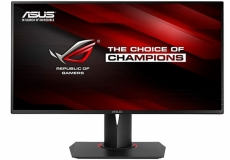 Asustek cleaning up in the game monitor market