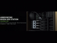 Nvidia announces DGX Station with four Volta V100s