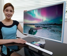 Samsung releases wireless charging monitor