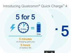 Qualcomm announces Quick Charge 4