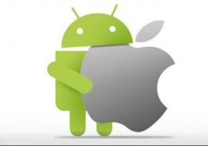 Apple desperate to get into Android
