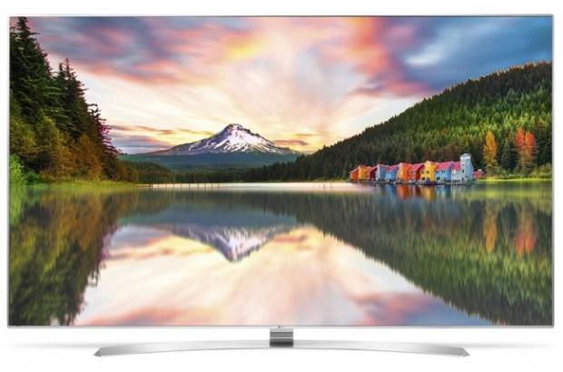 با CES 2016: تلویزیونهای ۸ هزار پیکسلی الجی با قابلیت نمایش یک میلیارد رنگ
