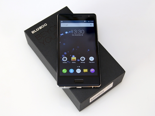 Bluboo Xtouch X500 review