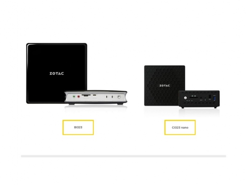 Zotac announces new ZBOX mini PCs based on Braswell SoC