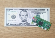 New Raspberry Pi costs $5