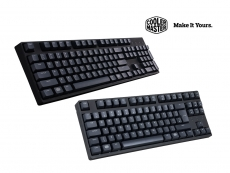 Cooler Master launches two new keyboards