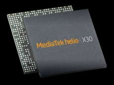 MediaTek showcases Helio X30