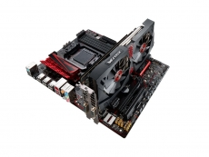Asus unveils 970 Pro Gaming/Aura motherboard
