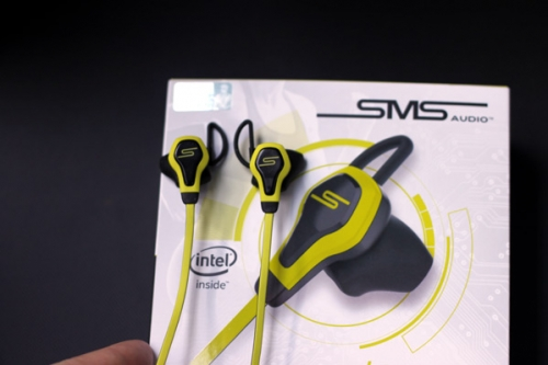 SMS Audio BioSport In-Ear Wired Ear Bud tested