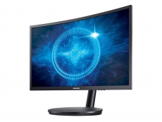 Samsung CFG70 series Quantum Dot monitors now available