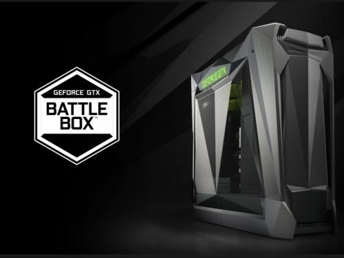 Nvidia puts AMD inside Battlebox