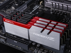 G.Skill announces new 64GB DDR4-3200 Trident Z memory kit