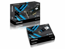 OCZ shows its current Toshiba-OCZ SSD lineup