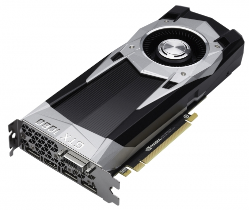 Nvidia Geforce GTX 1060 previewed