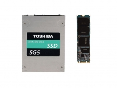 Toshiba announces new SG5 series consumer SSDs