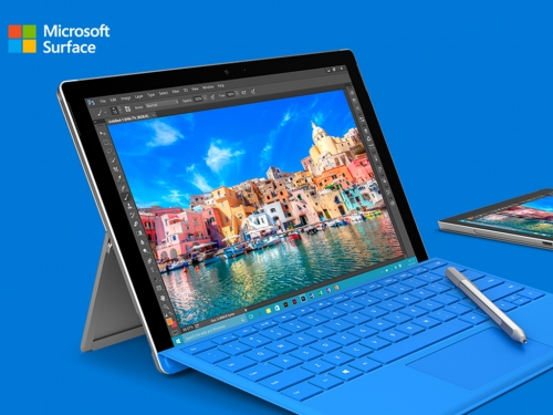 Microsoft shows new Surface Pro 4 tablet